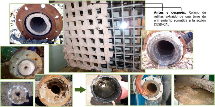 Desincal desincrustador electr nico anticalc reo - Limpiar tuberias de cal ...